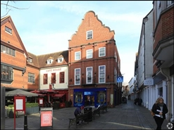 1,010 SF High Street Shop for Rent  |  Long Market Shopping Centre, Canterbury, CT1 2HW