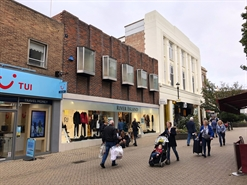 3,281 SF High Street Shop for Rent  |  5 Silver Street, Bedford, MK40 1SY