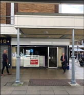 1,130 SF Shopping Centre Unit for Rent  |  Unit 17, The Mall Shopping Centre, Eccles, M30 0EA