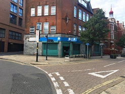 1,333 SF High Street Shop for Rent  |  59 - 65 John Bright Street, Birmingham, B1 1BL