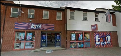 8,730 SF High Street Shop for Rent  |  22 - 26 Market Street, Cannock, WS12 1AF