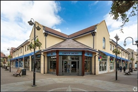 885 SF Shopping Centre Unit for Rent  |  Unit 23, Borough Parade Shopping Centre, Chippenham, SN15 3WL