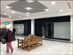 4,548 SF Shopping Centre Unit for Rent  |  Unit 20/21, Osborn Mall, Fareham, PO16 0PW