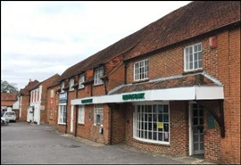 1,479 SF High Street Shop for Rent  |  Forge Court, Yateley, GU46 7RX