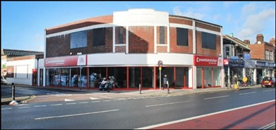 2,570 SF High Street Shop for Rent  |  83-85 London Road, Portsmouth, PO2 0BN