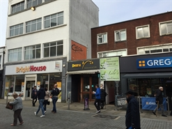 High Street Shop for Rent  |  240 Oxford Street, Swansea, SA1 3BL