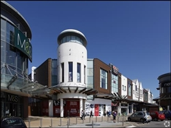 490 SF Shopping Centre Unit for Rent  |  Unit 23, Westwood Cross Shopping Centre, Broadstairs, CT10 2BF