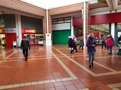 1,194 SF Shopping Centre Unit for Rent  |  Unit 8 Angel Place Shopping Centre, Bridgwater, TA6 3TQ