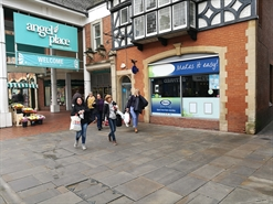 644 SF Shopping Centre Unit for Rent  |  Unit 19 Angel Place Shopping Centre, Bridgwater, TA6 3TQ