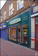 984 SF High Street Shop for Rent  |  6 Union Street, Reading, RG1 1EU