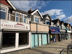 1,117 SF High Street Shop for Rent  |  298 North Road, Cardiff, CF14 3BN