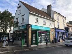 477 SF High Street Shop for Sale  |  44 High Street, Ware, SG12 9BY