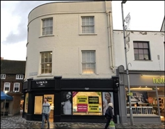 806 SF High Street Shop for Rent  |  24 Market Place, Kingston Upon Thames, KT1 1JH