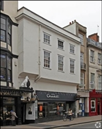350 SF High Street Shop for Rent  |  132 High Street, Oxford, OX1 4DN