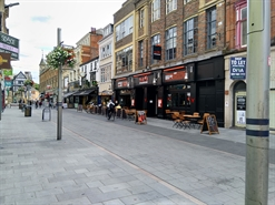 4,003 SF High Street Shop for Rent  |  17-19 Market Street, Leicester, LE1 6DN