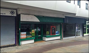 961 SF Shopping Centre Unit for Rent  |  Unit 11, Albert Square Shopping Centre, Widnes, WA8 6JW