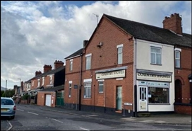 1,850 SF High Street Shop for Sale  |  1 - 1A King Street, Newcastle Under Lyme, ST5 9HQ