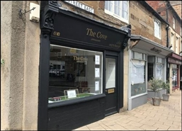 300 SF High Street Shop for Rent  |  1 High Street East, Uppingham, LE15 9PY