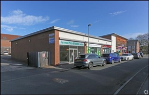 1,200 SF Out of Town Shop for Rent  |  Unit 6 Fernwood Park, Newark, NG24 3RS