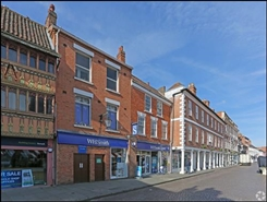 1,772 SF Shopping Centre Unit for Rent  |  St Marks Place Shopping Centre, Newark On Trent, NG24 1EB