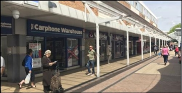 574 SF Shopping Centre Unit for Rent  |  Yate Shopping Centre, Yate, BS37 4AP