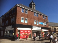 1,948 SF High Street Shop for Rent  |  28-30 Market Place, Pontefract, WF8 1AT
