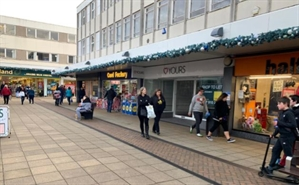 1,573 SF Shopping Centre Unit for Rent  |  5 West Walk, Yate Shopping Centre, Bristol, BS37 4AX