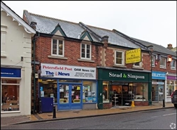 423 SF High Street Shop for Rent  |  9 Chapel Street, Petersfield, GU32 3DT