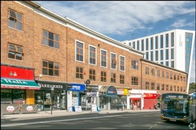 588 SF High Street Shop for Rent  |  Study Inn Trinity Street, Coventry, CV1 1FJ