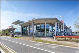 1,794 SF Shopping Centre Unit for Rent  |  Willow Brook Centre, Bristol, BS32 8BS