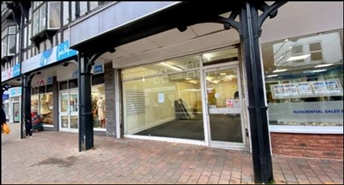 409 SF High Street Shop for Rent  |  45 High Road, Nottingham, NG9 2JQ