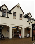 1,500 SF High Street Shop for Rent  |  Glanvilles Mill, Ivybridge, PL21 9AB