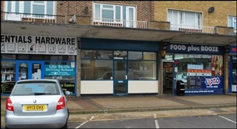 641 SF High Street Shop for Rent  |  78/78A Gregson Avenue, Gosport, PO13 0UR