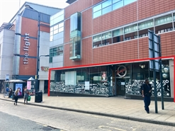5,613 SF High Street Shop for Rent  |  The Cube, 123 Albion Street, Leeds, LS2 8ER
