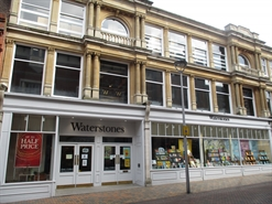 Shopping Centre Unit for Rent  |  13/15 Buttermarket, Ipswich, IP1 3BQ