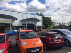 3,875 SF Retail Park Unit for Rent  |  Unit C, Oasis Retail Park, Corby, NN17 1PE