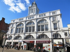 3,145 SF High Street Shop for Rent  |  Telegraph House, Sheffield, S1 2AN