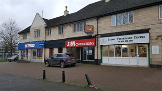 520 SF High Street Shop for Rent  |  826 Kingstanding Road, Kingstanding, B44 9RT
