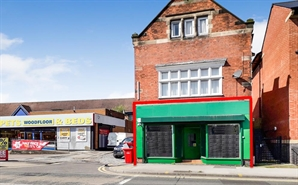635 SF High Street Shop for Rent  |  33 Mansfield Road, Nottingham, NG5 6AJ