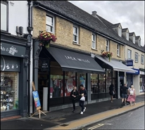 1,795 SF High Street Shop for Rent  |  24 - 26 High Street, Witney, OX28 6HB
