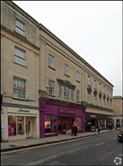 1,355 SF High Street Shop for Rent  |  12 Stall, Bath, BA1 1QE