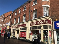 1,542 SF High Street Shop for Rent  |  19 Salter Row, Pontefract, WF8 1BA
