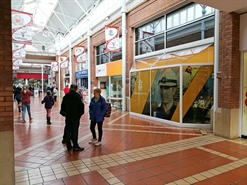 3,326 SF Shopping Centre Unit for Rent  |  Unit 13-14 Angel Place Shopping Centre, Bridgwater, TA6 3TQ