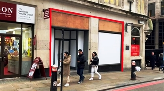 1,405 SF High Street Shop for Rent  |  2A Eastcheap, London, EC3M 1AE