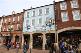 661 SF Shopping Centre Unit for Rent  |  11 Grapes Lane, The Lanes Shopping Centre, Carlisle, CA3 8HN