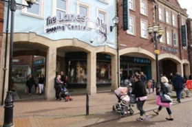 771 SF Shopping Centre Unit for Rent  |  2 Grapes Lane, The Lanes Shopping Centre, Carlisle, CA3 8HN