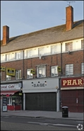 1,340 SF High Street Shop for Rent  |  187 Station Road, Edgware, HA8 7JX