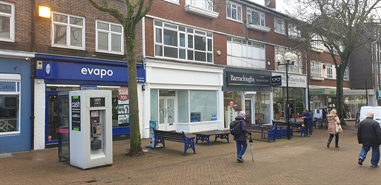 510 SF High Street Shop for Rent  |  196 Terminus Road, Eastbourne, BN21 3DH