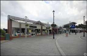 7,282 SF Shopping Centre Unit for Rent  |  Units B5-B6, Bay View Shopping Centre, Colwyn Bay, LL29 8DG