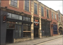 3,380 SF High Street Shop for Rent  |  8 Nelson Square, Bolton, BL1 1JT